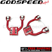Godspeed Project Adjustable Front Upper Camber Armsball Joints For Integra 94-01