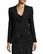 New Sequined Black Jacketus 6 Original Price 4995.00sold Out