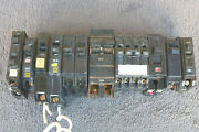 Mixed Lot Vintage Breakers Circuit Unusual Old Antique Vintage Electrical Gm