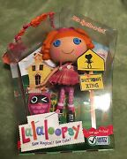 2009 Full Size Lalaloopsy Doll - Bea Spells-a-lot - New In Box -retired -rare