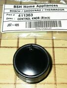 New Thermador Oem Oven Thermostat Knob 14-37-389-05, 411363, 964236, 00411363