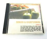Vintage Simon And Garfunkel Numbers-14 The Sounds Of Silence Japanese Import Cd