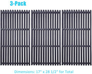 Bbq Grill Cooking Grates Grid 2pcs For Weber Spirit E200 E210 S200 S210 Silver