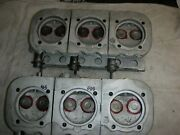 Corvair Turbo Heads Machined To 180 Hp Specs. Fully Rebuilt New Springs Bronze