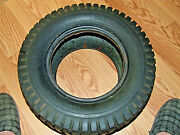 Wheel Horse Logo Lawn Tractor Tire 20 X 8.00 - 10 Used Made In The Usa. 1