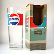 Pepsi Cola Collection Glass Ussr Soviet Russian - Ultra Rare