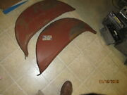 1965 1966 Mustang Nos Fender Skirts Brand New Foxcraft Very Rare Find