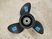 New Counter Rotating 14 1/4 X 23p Omc Ss Prop 390823 Evinrude Johnson 3011
