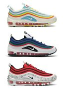 Nike Air Max 97 Kids/youth Athletic Shoes, Color, Size, Ck0052/cw7013/cj9891