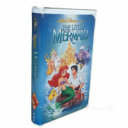 1990 Disneyand039s The Little Mermaid - Diamond Classic On Vhs Recalled Cover