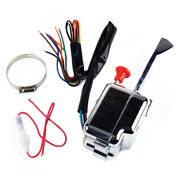 Car 12v Street Hot Rod Turn Signal Switch W/flasher Parts Fit For Ford Buick Gm