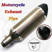 Motorcycle Parts Exhaust Pipe Muffler Slip On System For Honda Cb500f 2014-2015