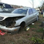 Trunk/hatch/tailgate 220 Type S350 Fits 03-06 S-class 21938