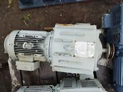 Brook Hansen 5hp With Eddy Current Drive