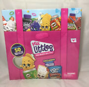 Shopkins Real Littles Collector Case Exclusive Strawberry Poptarts Nip Girl Gift