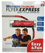 Ho Scale Walthers Trainline 931-1201 Cp Canadian Pacific Flyer Express Train Set