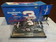 Dale Earnhardt 3 Goodwrench Silver Monte Carlo American Muscle 1/18 Diecast Car
