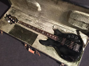 Yamaha Sb-1200s R Black Bass Electric Guitar With Hard Case Shipped From Japan