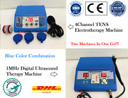 Brand Strive 1mhz Ultrasound Therapy Physiotherapy Electrotherapy Machine Home