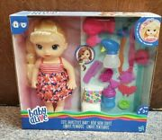 Baby Alive Cute Hairstyles Baby Longbeautiful Hair W/ Hair Styling Accessories