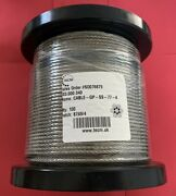 Wire Rope Cable Stainless Steel 4mm 100 Meter Roll New