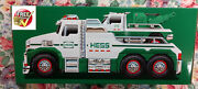 Hess Tow Trucks Rescue Team 2019 Brand New Collectible Toy Boys Gift 2 Toys