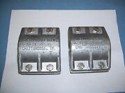 2 Sherman And Reilly Dc-10 Duct Coupler Dc-10-1.50