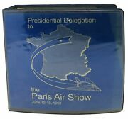 Aviation History / Presidential Delegation To The Paris Air Show June 12 189