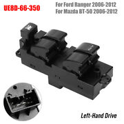 Electric Power Window Master Control Switch Ue8d-66-350 For Ford Ranger 06-12