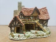1983 David Winter Cottages The Bothy In Original Box With Coa Fc44-t-k-371