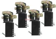 Mytee Products Stake Pocket 2 Tow Dolly Lashing Winch Flatbed Utility 4 Pack