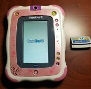 Vtech Innotab 2   Learning Tablet For Kids   Includes 1 Game, Stylus And Has Stand