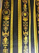 Versace Panel Fabric For Drapes Curtains Or Else Luxury Home Wedding Gift Sale
