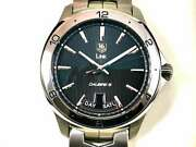 Tag Heuer Link Calibre 5 42 Mm Swiss Automatic Watch Box/papers/warranty