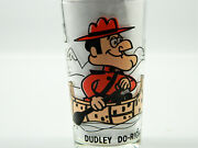 Dudley Do-right Pepsi Collector Series Glass, Rare Vintage
