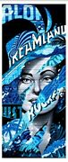 Tristan Eaton - Aloha Dreamland Rare Sold Out Oop 1xrun Not Banksy Obey Dface