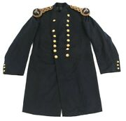 Indian Wars Pennsylvania Colonel Named Officer Frock Coat Post Civil War Tunic