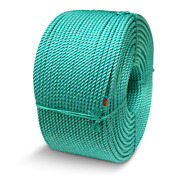Cwc Floating Blue Steel Crab Rope - 5/8 X 1200and039 Teal W/ Tracer