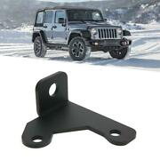 Spare Tire Cb Antenna Mount Bracket Holder For Jeep Wrangler Unlimited 2007-2016