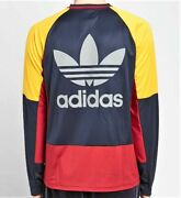 Adidas Originals X Bed J.w. Ford And039game Jerseyand039 L/s Sports Jersey T-shirt M Nwt