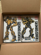 Transformers Studio Series Bumblebee Vol 1 And Vol. 2 2018 Sdcc With Cassettes