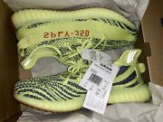Yeezy Boost 350 V2 Frozen Yellow - Uk 10 - Limited Edition