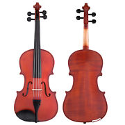 Scherl And Roth Arietta 12-inch Student Viola Outfit With Case Rosin And Bow
