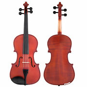 Scherl And Roth Arietta 15-inch Student Viola Outfit With Case Rosin And Bow
