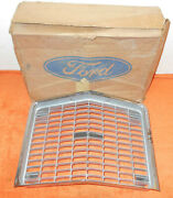 1972 Mercury Montego Mx Brougham Gt Cp Fastback Nos Front Center Radiator Grille