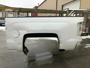 2014-2019 Silverado 1500 Short 5 Foot Truck Bed Box 5and039 9 White Paint Code 8624