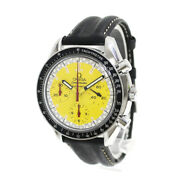 Free Shipping Pre-owned Omega Speedmaster Michael Schumacher Limited Edition