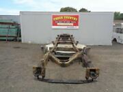 2007 Ford F550 165 Wb At 4x4 6.0l Cab And Chassis Frame 176523
