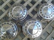Vintage 1961 Max Wedge Plymouth Dodge Chrysler Hubcaps Wheel Covers Center Cap