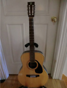 Rare Furch Dxc22-sr Om Natural Spruce Acoustic Guitar Shipped From Japan